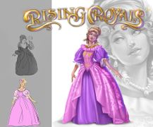 Rising Royals Queen